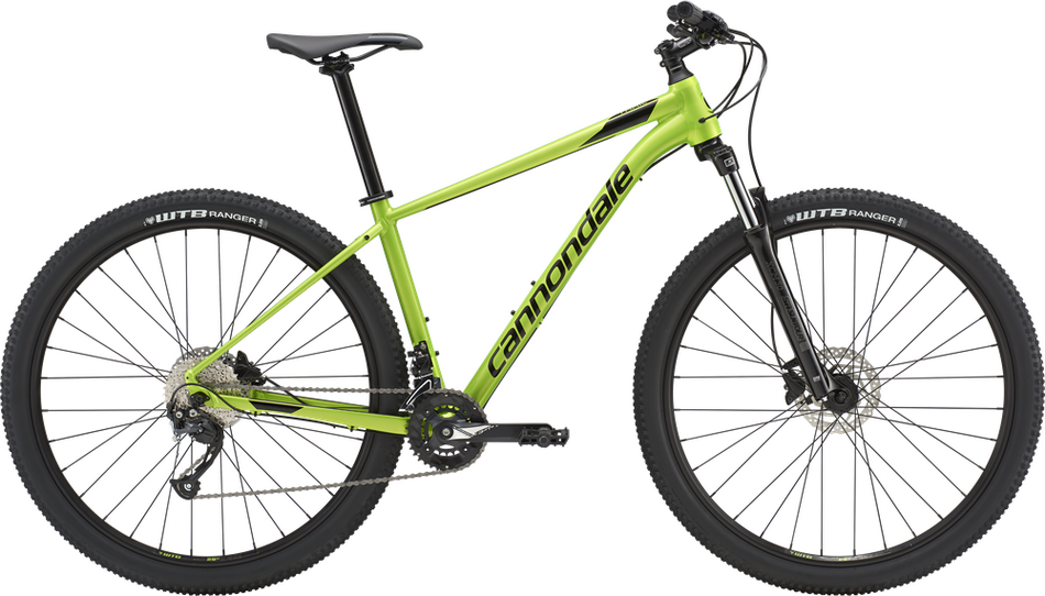 CANNONDALE TRAIL 29 7 (2019) (M) (GRN)